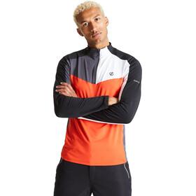 Dare 2b Depose Camiseta Core Stretch Hombre, rojo/negro